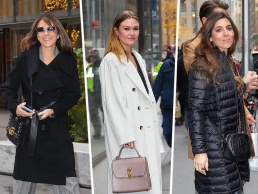 Celebs Step Out with Gucci, Ferragamo and Even More Gucci