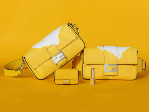 Fendi Just Dropped a Scented Version of Its Iconic Baguette Bag