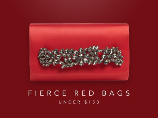 The Fiercest Red Bags Under $150