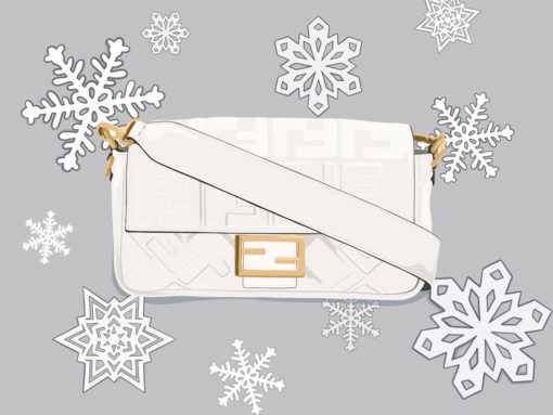 The Winter White Bags You Need in Your Closet
