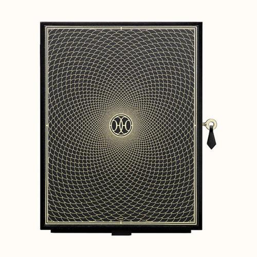 H Deco 3 Watch Winder Box