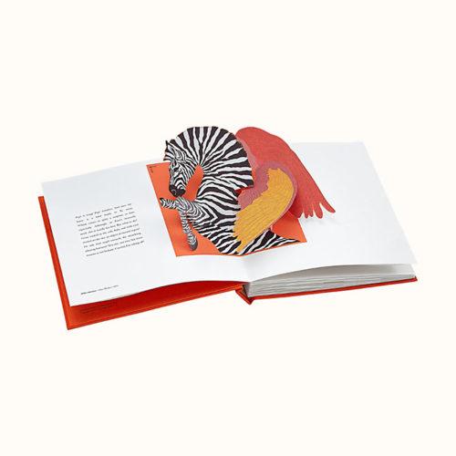 Hermès Pop-Up Book, Inside View