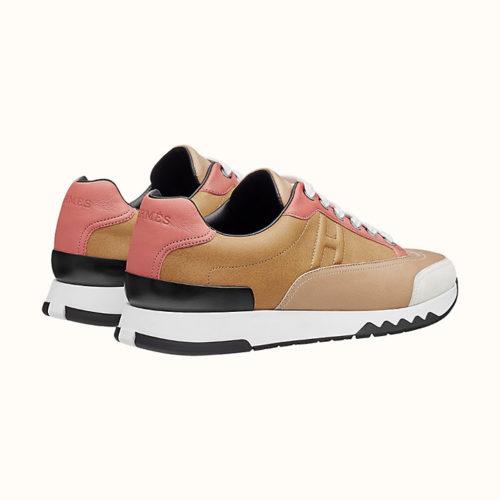 Trail Sneaker in Multicolore Terre De Sienne (Women's)