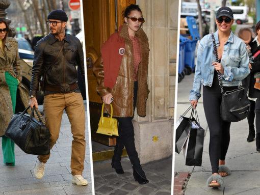 Celebs Take Paris with Prada, Bottega Veneta and Bvlgari