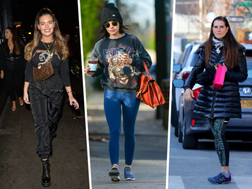 Celebs Step Out with New Chloé and Prada