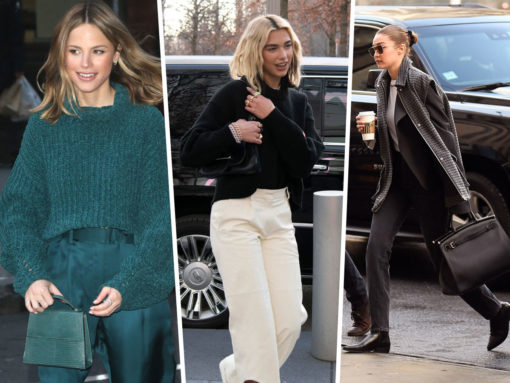 Celebs Carry Ralph Lauren and Loewe for High-Profile Appearances