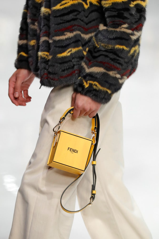 All The Bags From The Fendi Men's Fall 2020 Collection