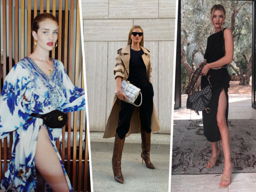The Many Bags of Rosie Huntington-Whiteley As Seen On Instagram