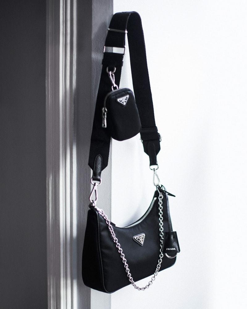 Review: The Prada Re-Edition 2005 Shoulder Bag