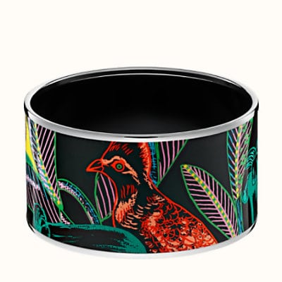 Tree of Song Bangle, wide. Photo courtesy of Hermes.com
