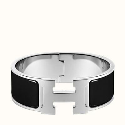 Medium/Clic Clac Bracelet. Photo courtesy of Hermes.com