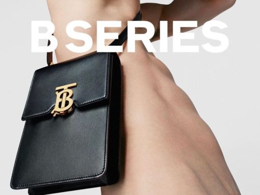 Burberry's Next B Series Drop Features a Brand New Bag