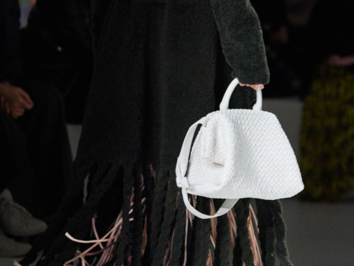 Daniel Lee Embraces Bottega Veneta's Iconic Intrecciato Weave for Fall 2020