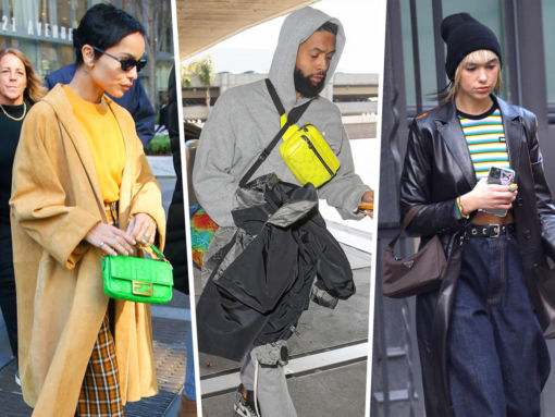 Celebs Take Fendi, Gucci and Prada to All the World's Fashion Weeks