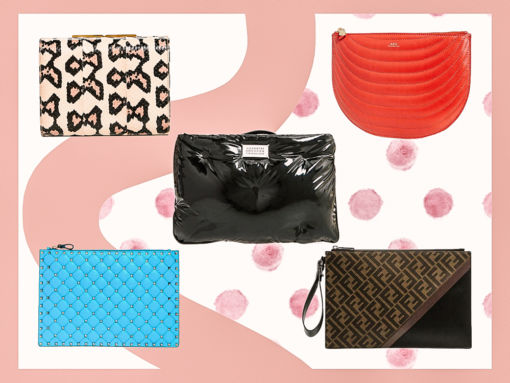 A Year Ago I Believed Clutch Bags Were Dead…I Couldn't Have Been More Wrong