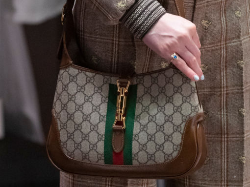 According to Gucci, the Hobo is Back for Fall 2020