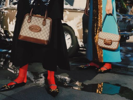The Newest Gucci 1955 Horsebit Bags Have Arrived