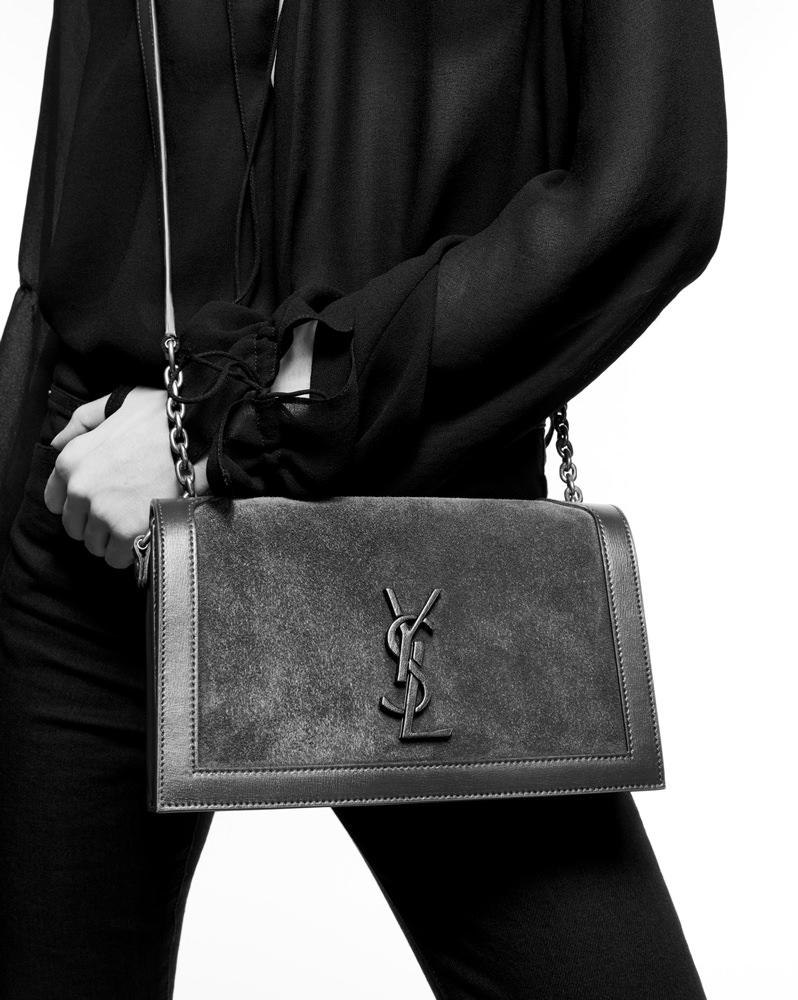 Introducing the Saint Laurent Book Bag