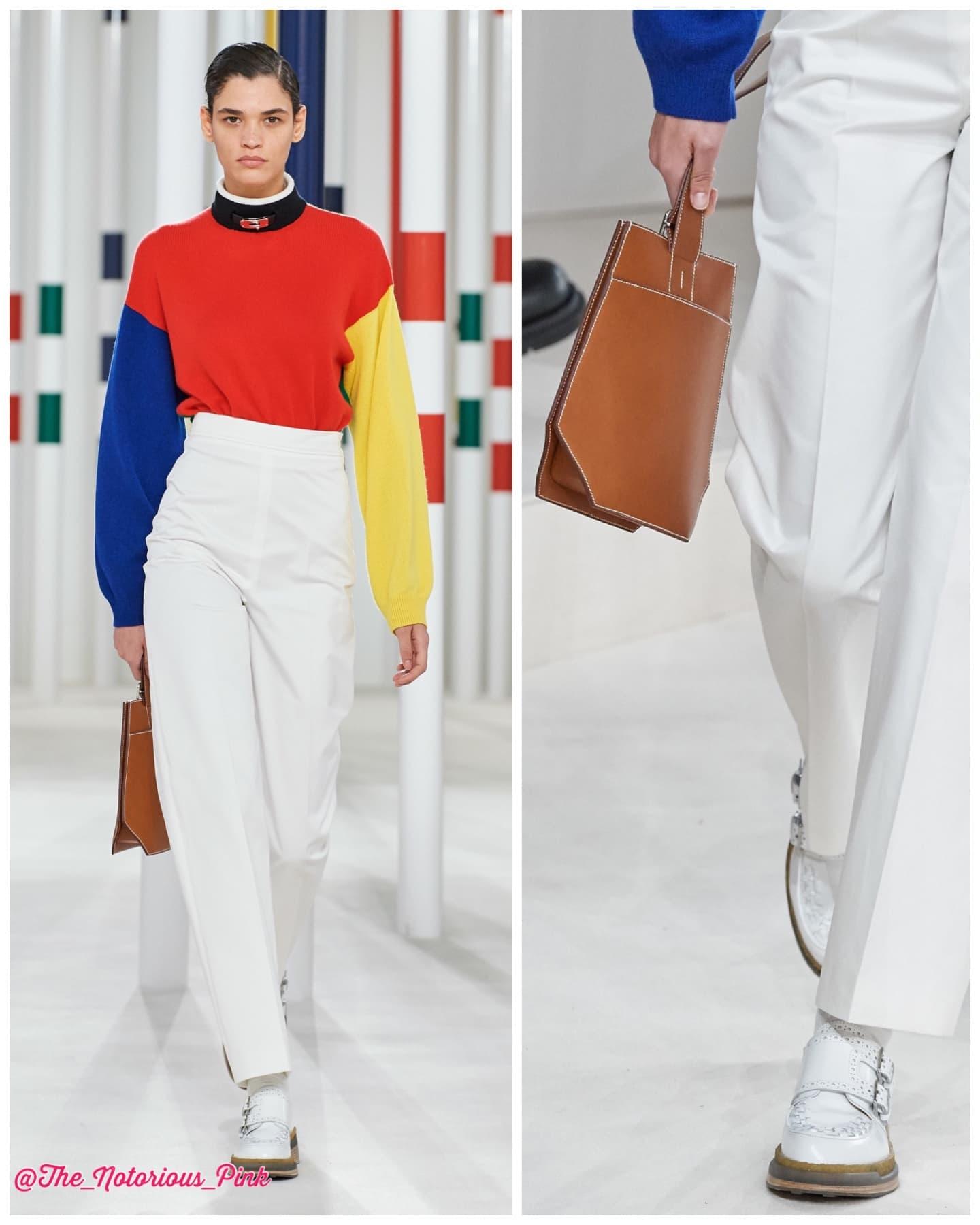 Look 10. Photos courtesy of Vogue.com