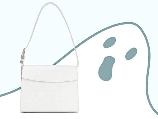 Introducing the Balenciaga Ghost Bag