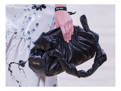 Knotted Top Handle Bags Are The Latest Summer Trend