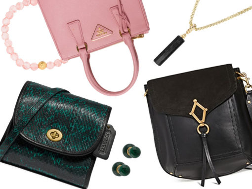 I'm Obsessing Over These Perfect Bag and Jewelry Pairings