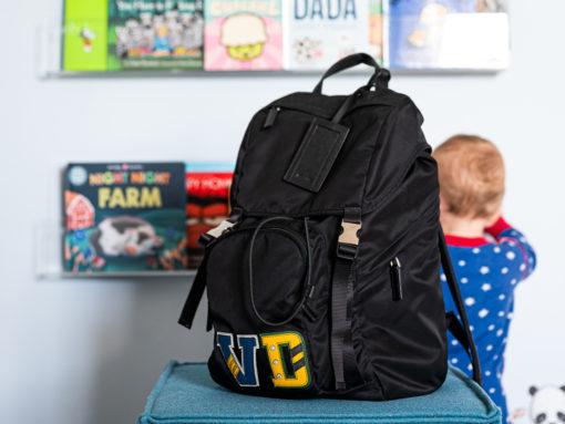 Mini Review: Prada Nylon Backpack