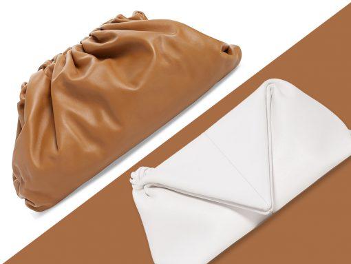 This or That: Bottega Veneta Envelope Clutch or The Pouch