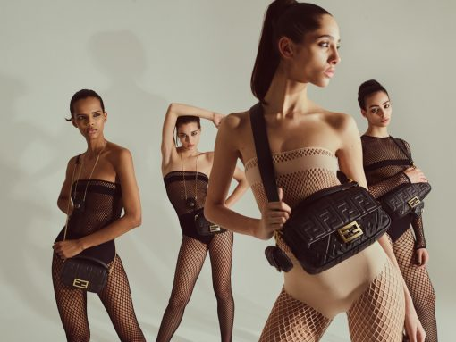 Fendi Celebrates Its Iconic Bags in Bold New Images