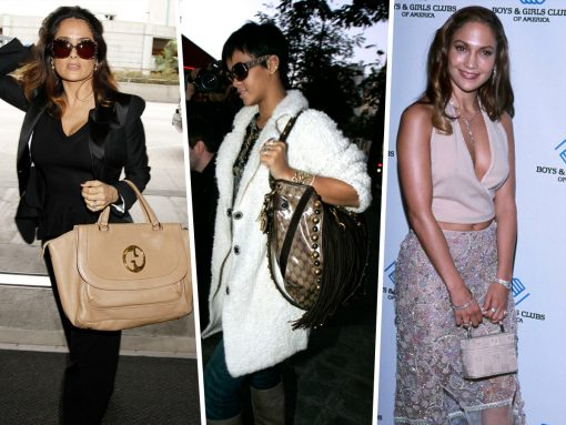 Throwback Thursday: Stars and Their Gucci Bags