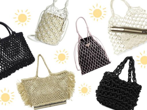 Move Over Basket Bags, Woven Bags Are Taking Over for Summer 2020