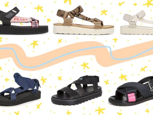 Tuesday Shoesday: Sporty Sandals