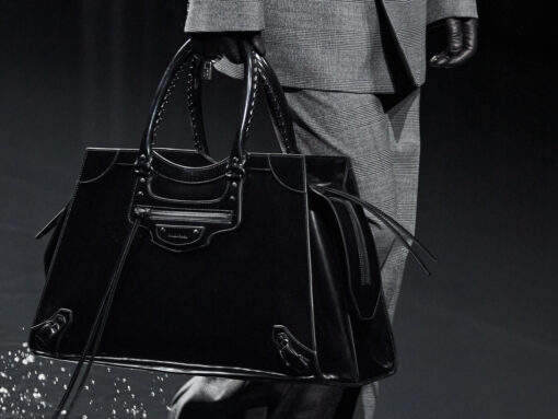 Introducing the Balenciaga Neo Classic Bag