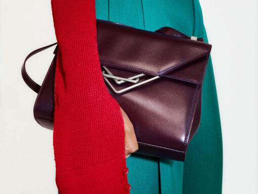 Introducing Bottega Veneta's the Clip Bag