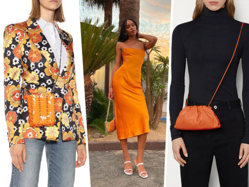 Laura Harrier's Orange Look Has Changed My Thoughts On Color