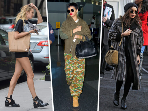 Throwback Thursday: Celebs and Their Alexander Wang Bags