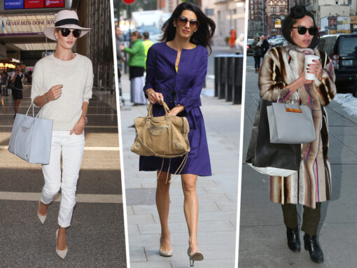 Throwback Thursday: Celebs and Their Balenciaga Bags