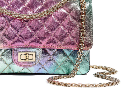 The 'Mermaid' Chanel 2.55