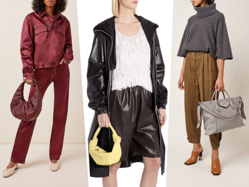 The Soft Leather Bags of Fall 2020