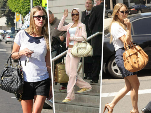 Throwback Thursday: Celebs and Their Marc Jacobs Bags
