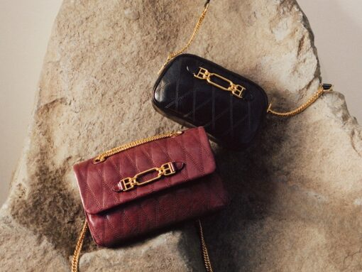 The Bally Viva Pairs Heritage Accents With a Modern Update