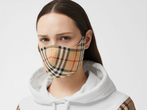 Love It or Leave It: Designer Face Masks to Match Your Purse