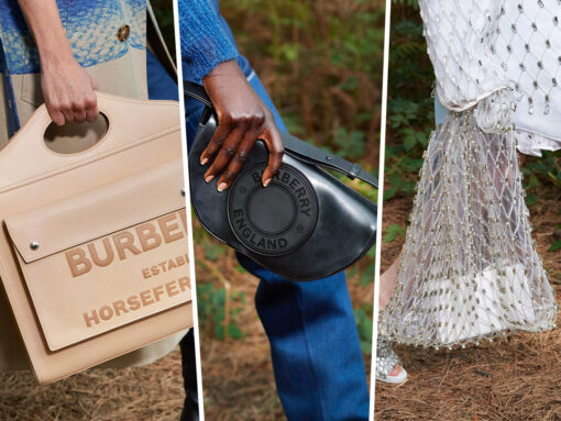 Burberry's Spring 2021 Bags Rely On Current Favorites