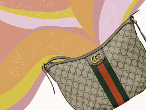 Currently Coveting These Gucci Shoulder Bags
