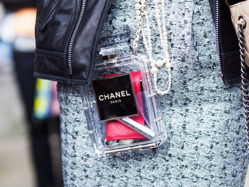 Throwback Thursday: the Best Street Style Bags of Fashion Weeks Past