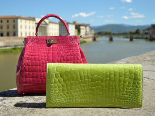 Parri's Florence: High-End Italian Leather Goods Crafted to Perfection