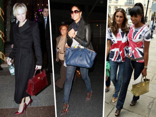Throwback Thursday: Celebs and Their Hermès Bags