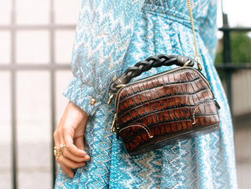Introducing the Chloé Mini Daria Bag