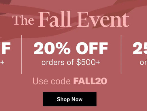 Our Favorite Picks from Shopbop's Fall Event
