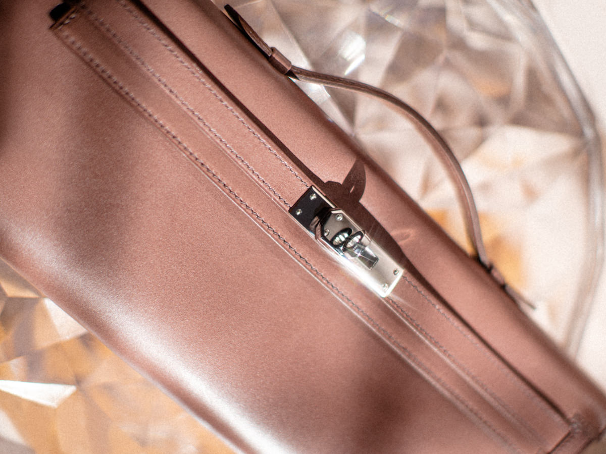 Hermes Kelly Cut Review - Detail